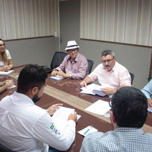 Em audiência com Rejane Dias, prefeito Zé Ulisses viabiliza construção de novo polo da UAB em Simões