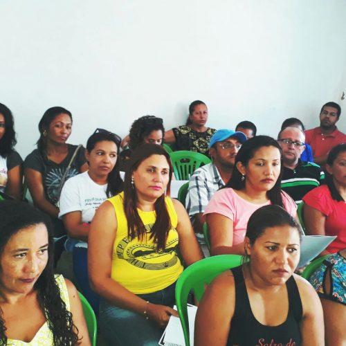 Servidores de Massapê param atividades e se reúnem para debater sobre ás Reformas