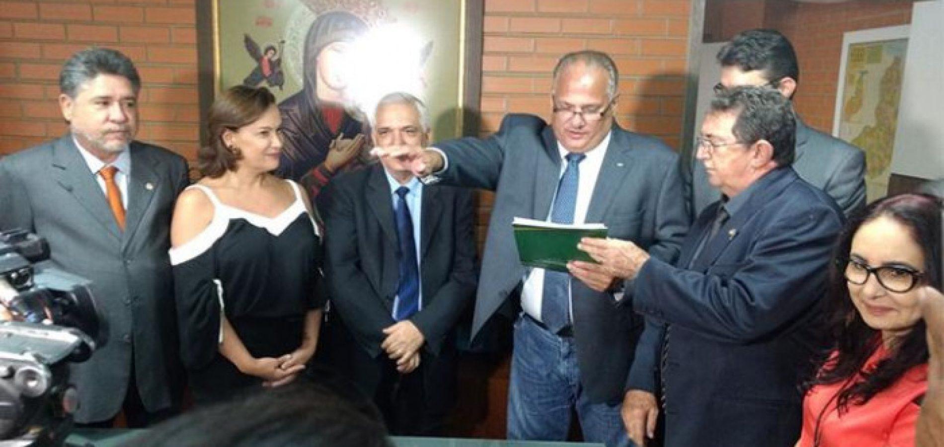 Mauro Tapety assume como deputado estadual no lugar de Pablo Santos