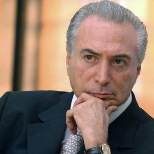 Michel Temer sanciona projeto da terceirização com três vetos