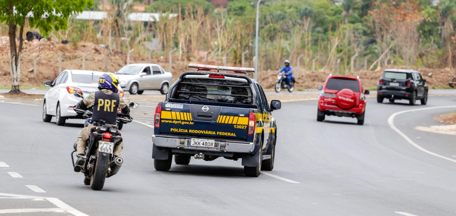 PRF inicia Operação Integrada Rodovida 2018/2019 com foco na redução de violência no trânsito