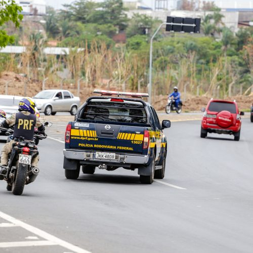 PRF registra 19 acidentes com três mortes durante o feriado nas rodovias do PI