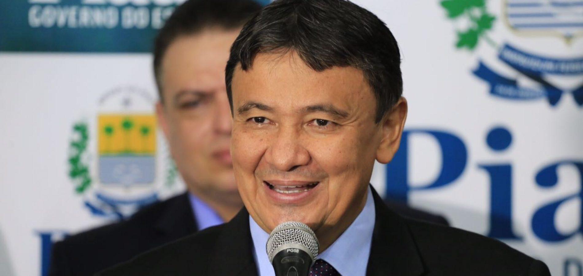 Governador anuncia vestibular da Universidade Aberta no Piauí