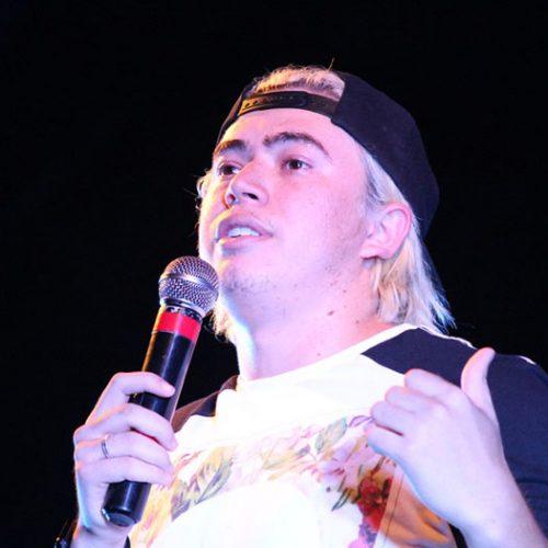 O humorista piauiense Whindersson Nunes fará apresentação no Rock in Rio