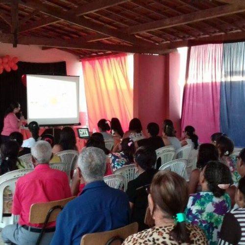 Assistência Social comemora dia das mães em Patos do  Piauí