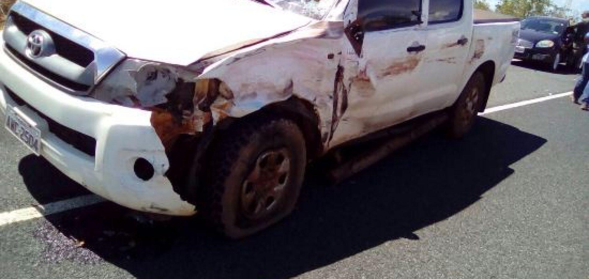 Acidentes deixam dois mortos em BRs no interior do Piauí