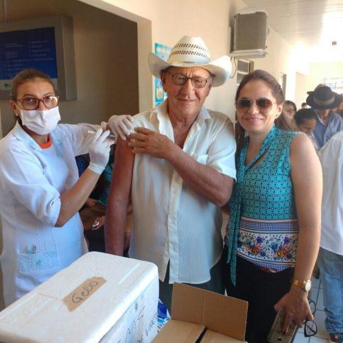 PATOS | Secretaria de Saúde promove Dia D de vacinação contra a gripe