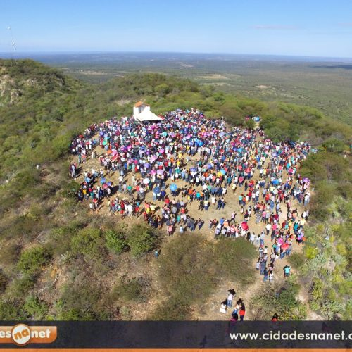 Paróquia de N. S das Mercês e Prefeitura de Jaicós suspendem realização da Missa no Morro dos Três irmãos; veja nota!
