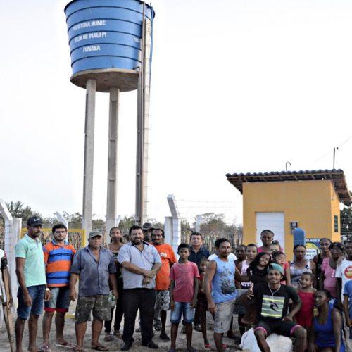 Prefeitura de Belém conclui mais três sistemas de abastecimento de água e beneficia 63 famílias do campo
