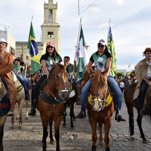 Simões realiza a 3ª Missa do Vaqueiro com grande participação popular