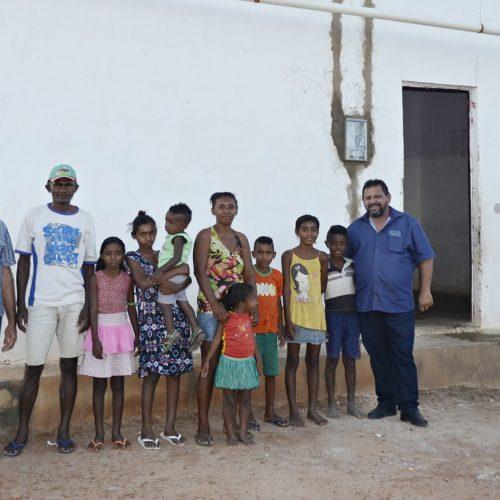 Prefeitura constrói escola, leva energia e água e transforma a vida de famílias no interior de Belém do Piauí