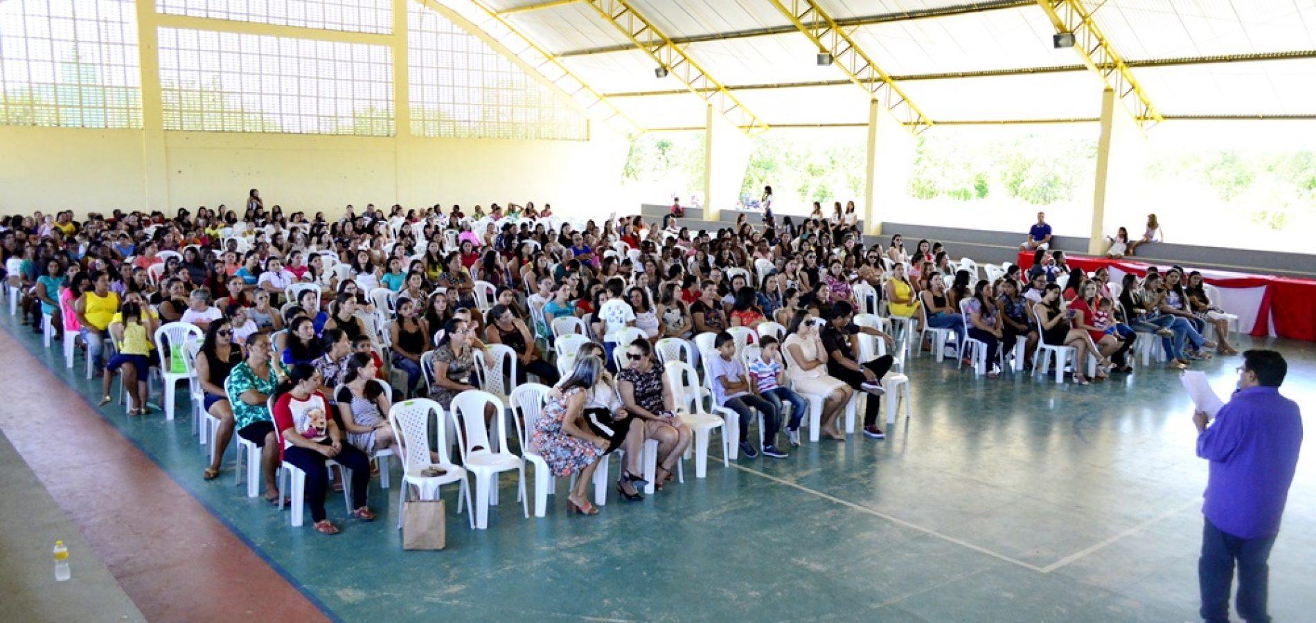 FOTOS | Evento do Dia das Mães em Belém do Piauí