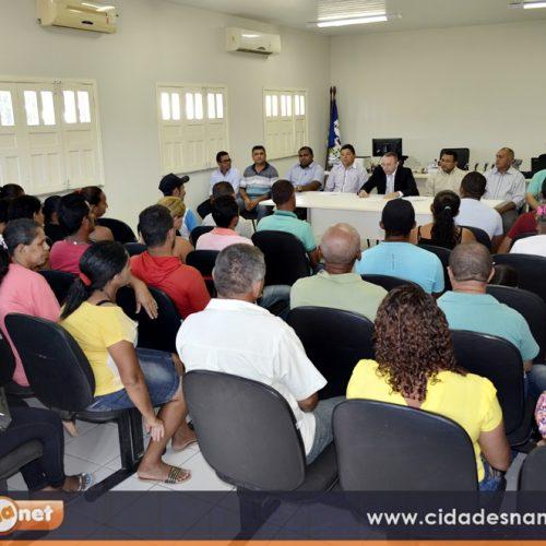 Audiência Pública discute falta de energia em bairro na cidade de Jaicós