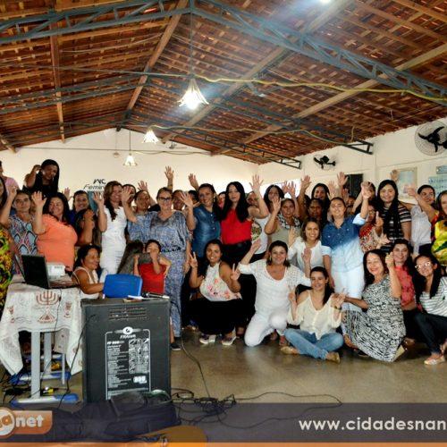 ALEGRETE | Escola Estadual Antônia de Sousa Alencar realiza festa em homenagem as mães; veja fotos
