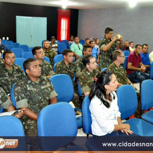 Exército, PRF, COMDEC e pipeiros discutem operação pipa em Jaicós, mas impasse continua