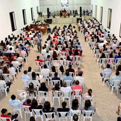 Igreja Assembleia de Deus  realiza o 38º  Congresso de Senhoras em Jacobina do Piauí
