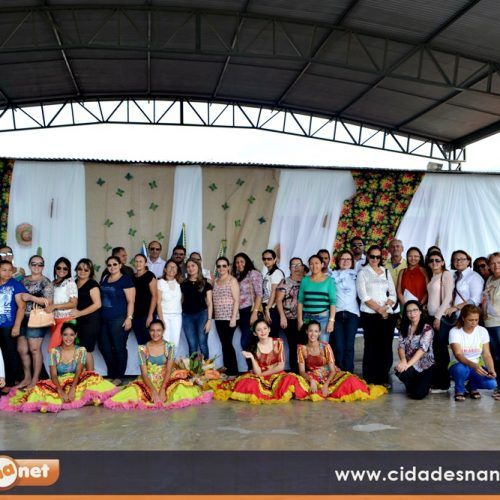 Prefeitura e Governo do Estado implantam o Projeto 'Viva o Semiárido' e realizam formação para 32 professores em Fronteiras