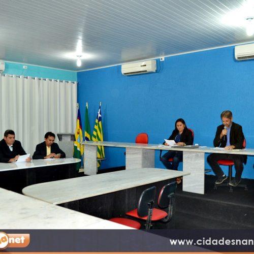 PADRE MARCOS   Câmara aprova matérias  e vereadores discursam na tribuna