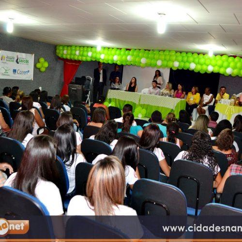Prefeitura de Jaicós promove IV Semana de Enfermagem; fotos