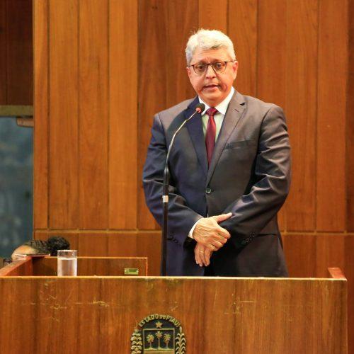 Deputados aprovam Emanuel Veloso para a presidência da Agespisa