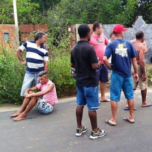 Jovem é capturado e sofre tentativa de linchamento após roubo no Piauí