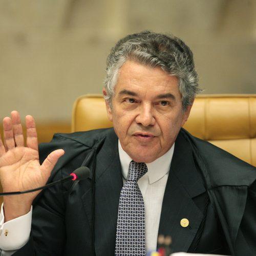 O ministro Marco Aurélio é sorteado para conduzir investigação de Aécio Neves