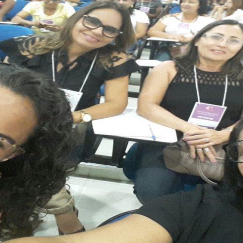 Secretária de Patos participa de 1ª Conferência Macrorregional de Saúde da Mulher e Vigilância em Saúde