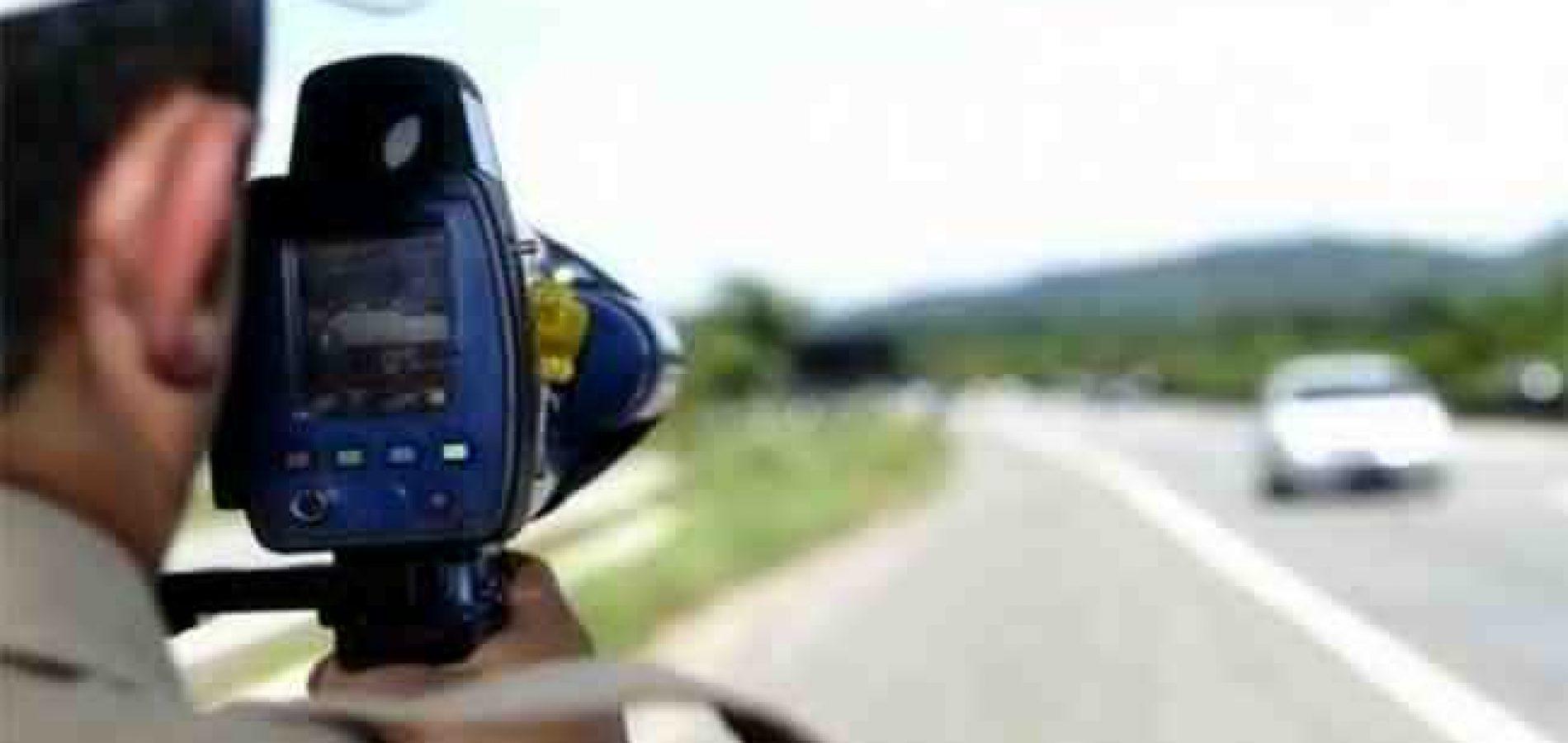 Novo radar da Strans flagra alta velocidade até 350 m de distância