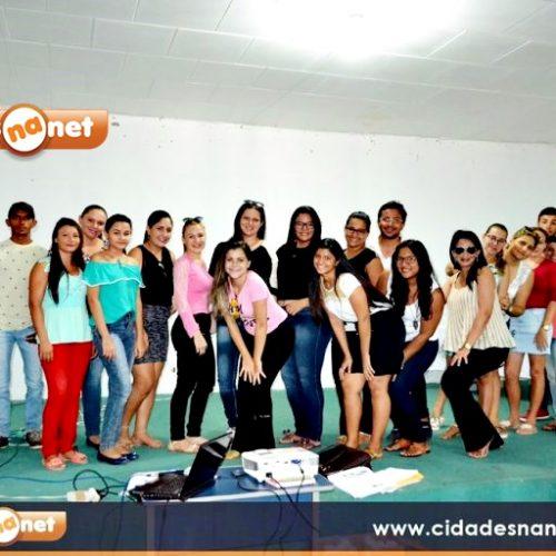 ALEGRETE | Gestão realiza capacitação do 'Novo Mais Educação' que atenderá mais de 700 alunos da Rede Municipal