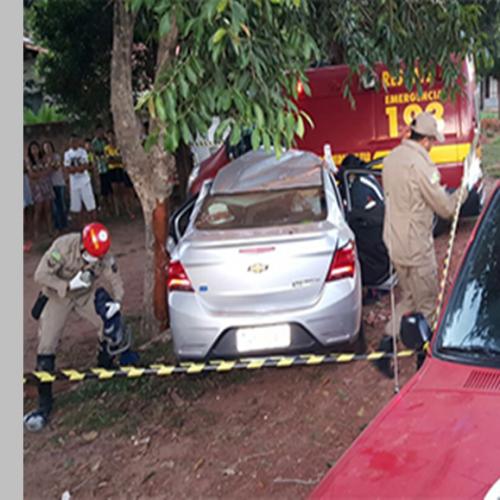 Grave acidente deixa duas pessoas feridas em BR no interior do Piauí