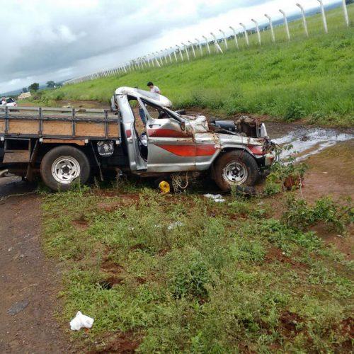 PRF registra oito acidentes e uma morte durante feriado no Piauí