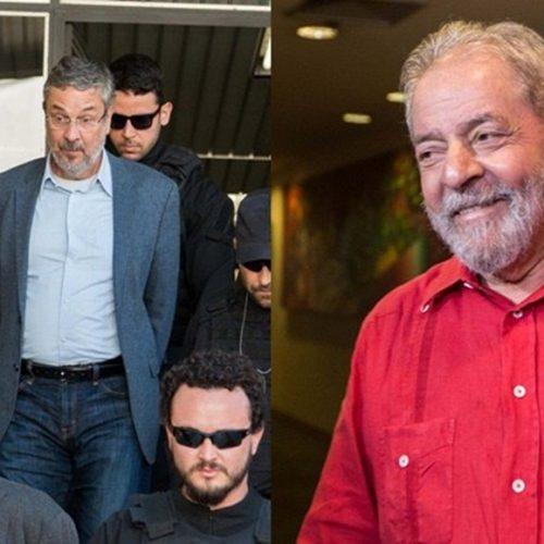 Antônio Palocci pede prisão domiciliar para delatar Lula