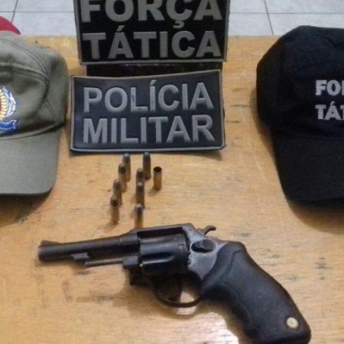 Homem é preso armado em Curral Novo do Piauí