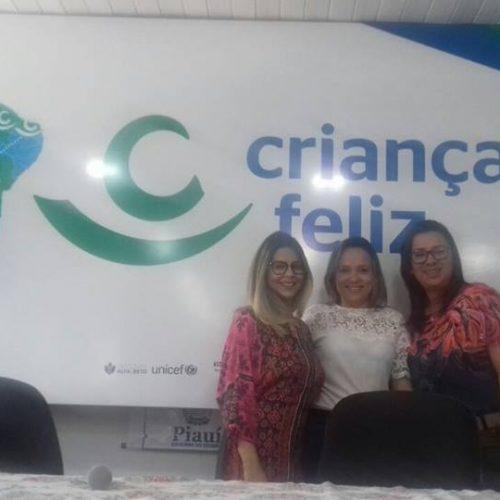 ALEGRETE | Assistência Social participa de Seminário Estadual sobre o programa 'Criança Feliz'