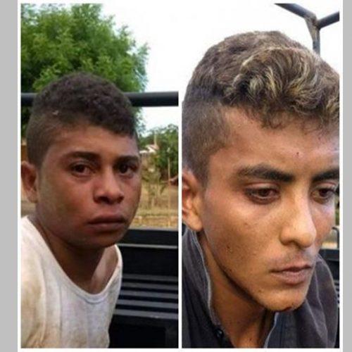 Após assaltar mercadinho, dupla se esconde dentro de cisterna e é presa pela Polícia em Sussuapara