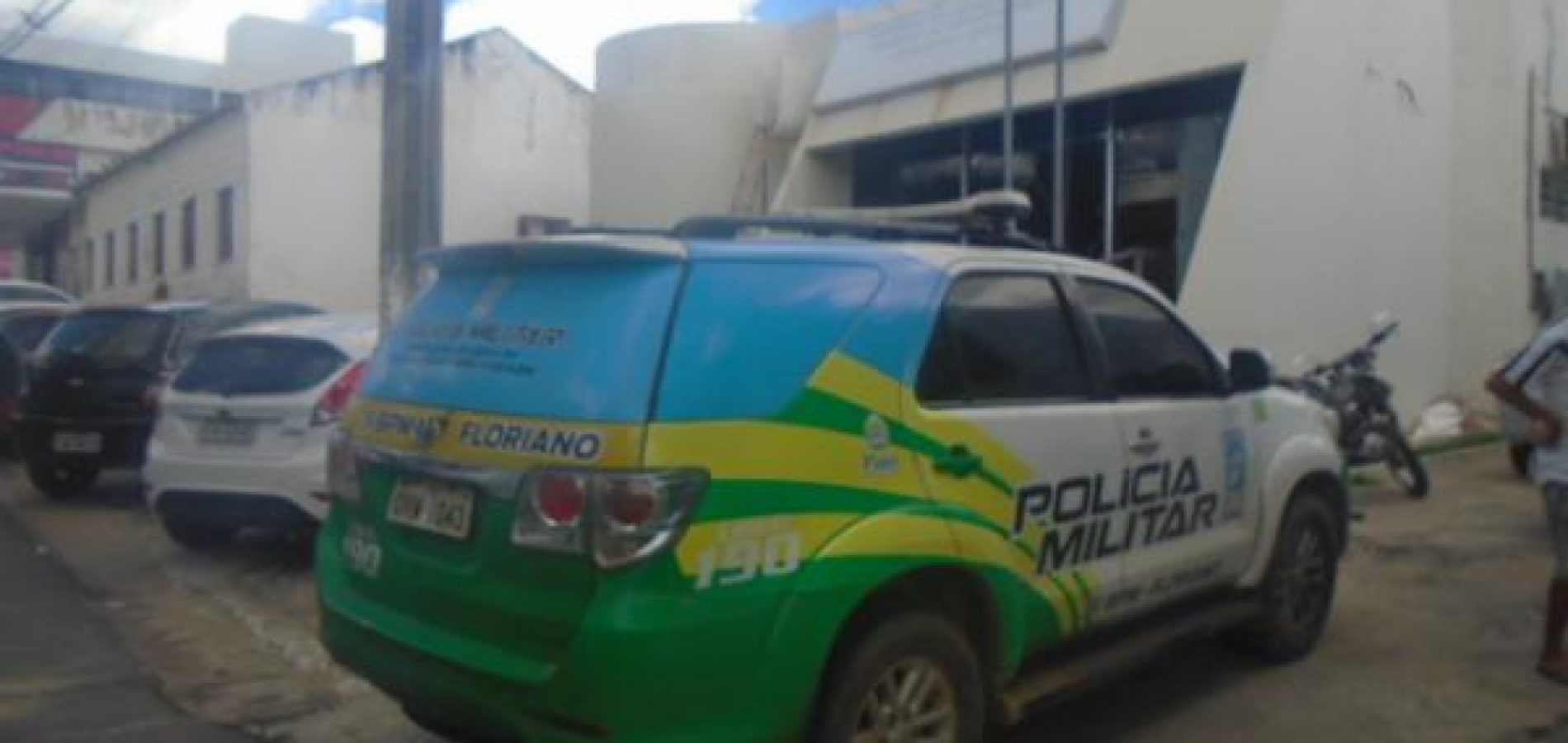 Troca de tiros em rodovia estadual termina com dois mortos em Floriano