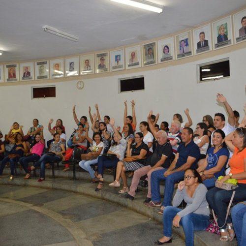 Servidores municipais de Picos param atividades dia 5 de junho