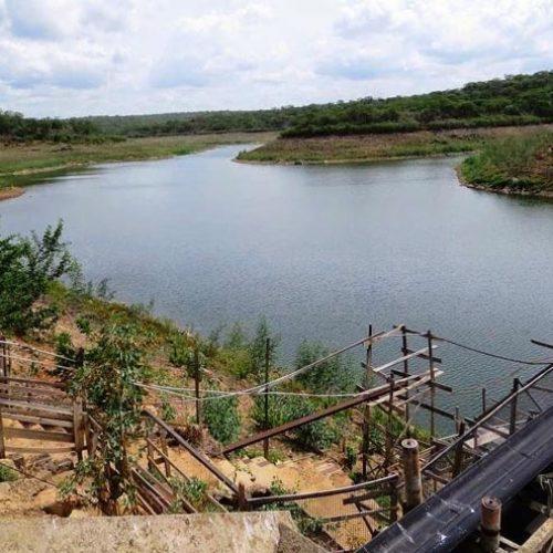Chuvas de fevereiro triplicam volume de água da Barragem de Piaus