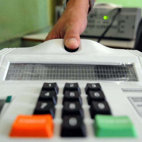 TRE realiza recadastramento biométrico em 125 cidades do Piauí