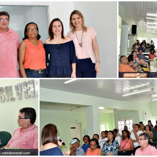 Palestra abre aulas da Escola de Música em Jaicós