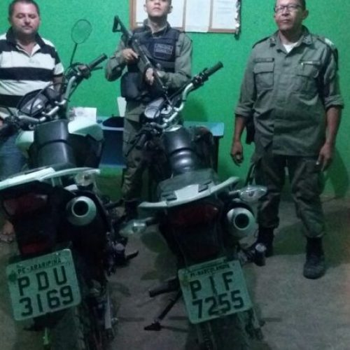 PM de Marcolândia troca tiros com bandidos na zona rural de Araripina