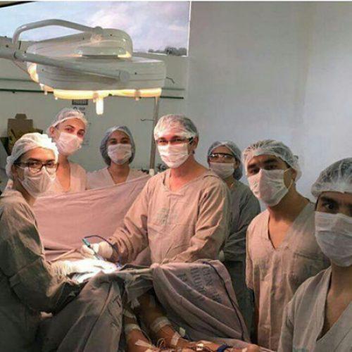 Piauí realiza 1ª cirurgia de RDS em crianças com paralisia cerebral pelo SUS