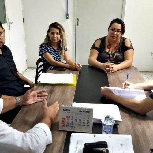 Em reunião com Secretário Fabio Novo, prefeito reivindica apoio à Cultura de Francisco Macedo