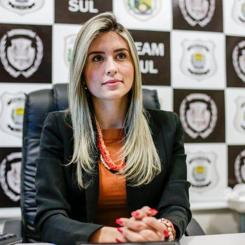 Delegada orienta como denunciar violência contra mulher