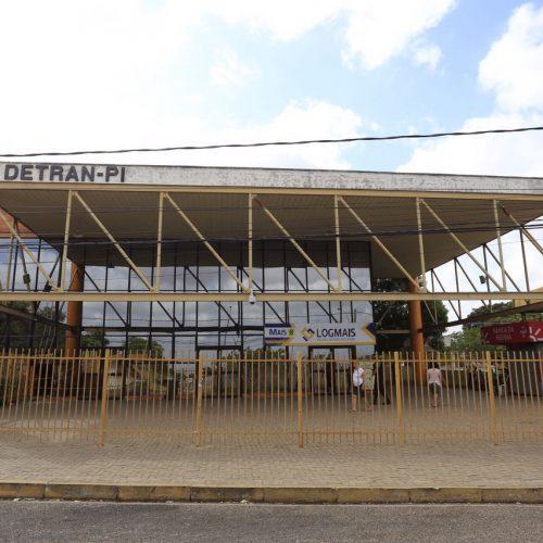 Detran realiza leilão em cidades do Piauí