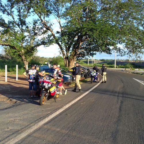 Polícia deflagra operação Duas rodas e prende sete pessoas no Piauí