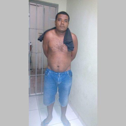 Polícia prende acusado de homicídio foragido da Major César