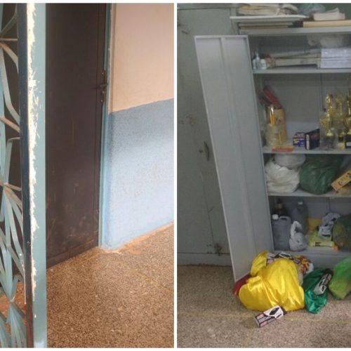 Escola e posto de saúde são saqueados em povoado do município de Itainópolis