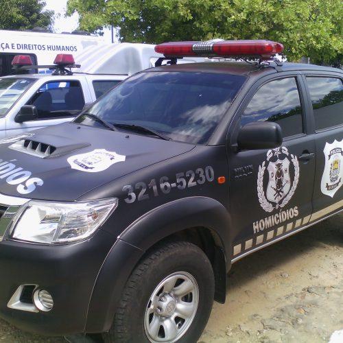 Piauí registrou dois assassinatos por dia em 2016