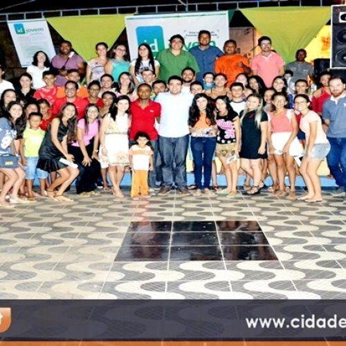 Programa ID Jovem é lançado em Jacobina do Piauí e vai beneficiar jovens de baixa renda